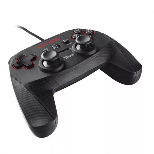 CONTROL GAME PAD ALAMBRICO TRUST GXT 540 PC-PS3