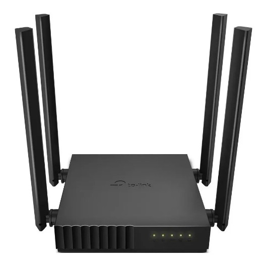 Router Tp-link Ac1200 Dual Band Wireless Archer C50 NEGRO