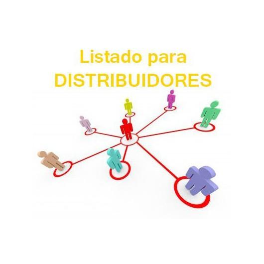 LISTA DE PRECIOS DISTRIBUIDOR
