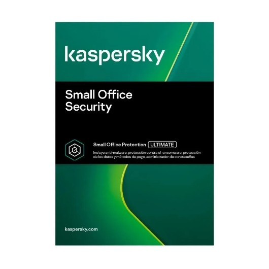 Licencia Kaspersky Small Office For 20 Pcs 2 Server 1 Año KL4541DDNFS