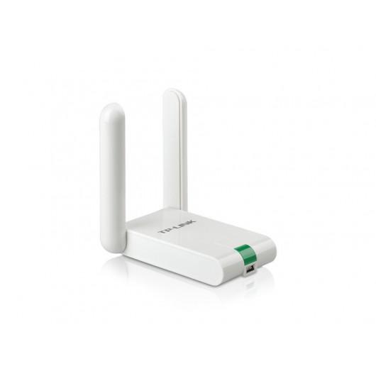 TARJETA DE RED 300 MBPS INALAMBRICA USB TP-LINK TL-WN822N BLANCO