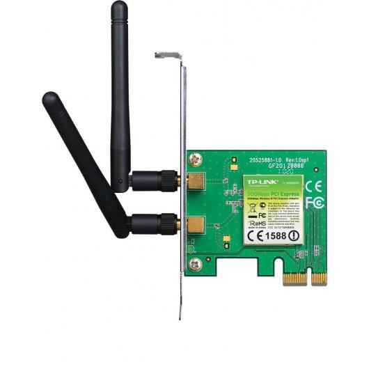 TARJETA TP-LINK PCI E 300 MBPS TL-WN881ND